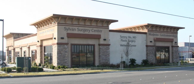 new to modesto plastic surgery building in village one